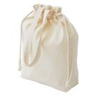 コットンエコ巾着(Lサイズ)(103-C)前面