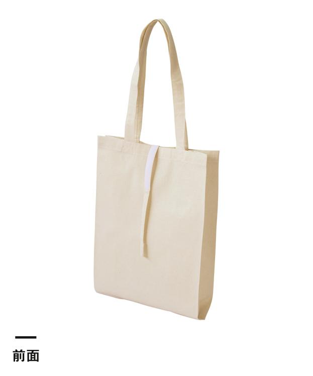 コットンレジ袋(Mサイズ)(117-C)前面