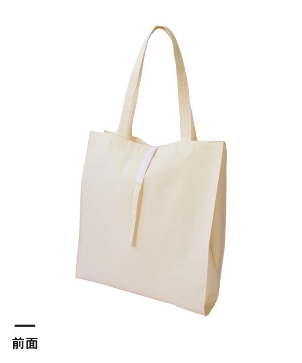 コットンレジ袋(Lサイズ)(118-C)前面