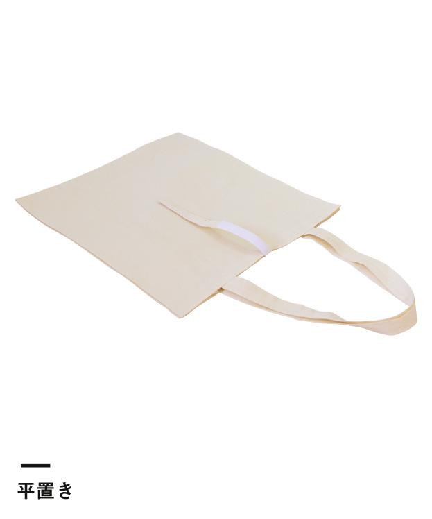 コットンレジ袋(Lサイズ)(118-C)平置き