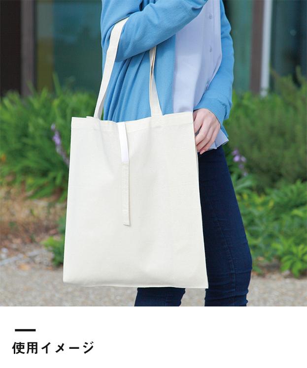 コットンレジ袋(Lサイズ)(118-C)使用イメージ