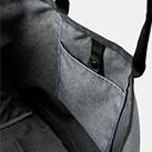 600Dポリエステルトートバッグ(1481-01)内ポケット