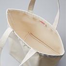 ヘヴィーキャンバスランチバッグ(1543-01)内側