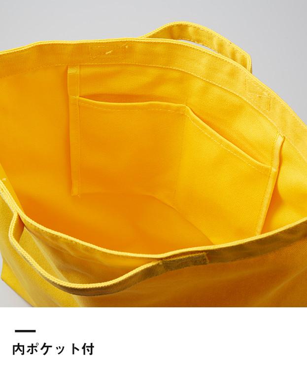 ヘヴィーキャンバス2WAYショルダーバッグ(1548-01)内ポケット