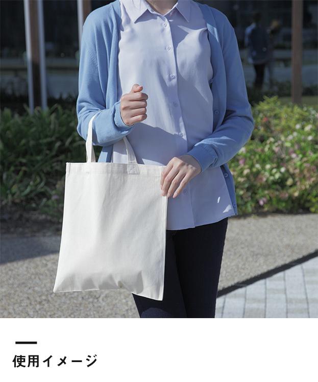 ライトキャンバスショッピングバッグ(401-7)使用イメージ