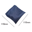 折りたたみエコバッグ(収納ポケット一体型)(sns-eb0004)ポケットにたたみ入れて持ち運べます