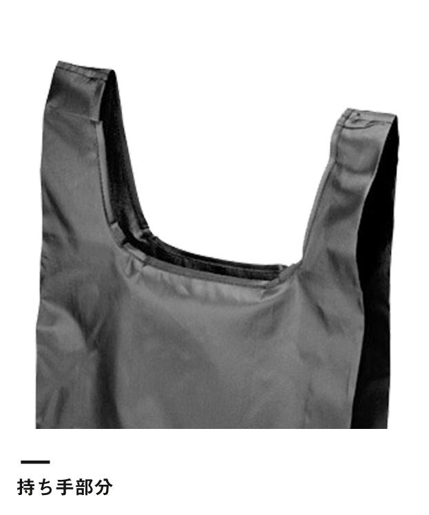 マルシェバッグ(ジッパーポーチ付き)(sns-eb0005)持ち手部分