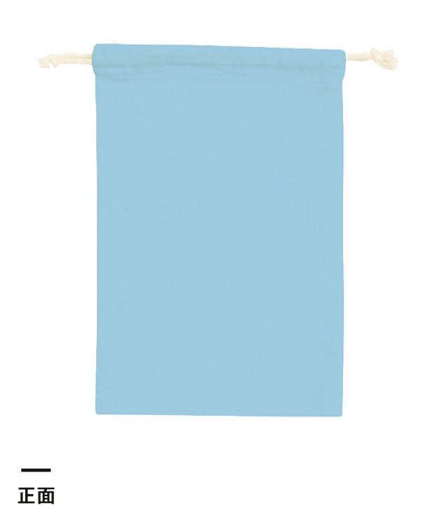 コットン巾着(M)(TR-0293)正面