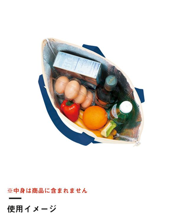 保冷バイカラートート(M)(TR-0733)使用イメージ02