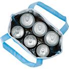 不織布保冷ライントート(TR-0920)350ml缶6本ぴったりサイズ