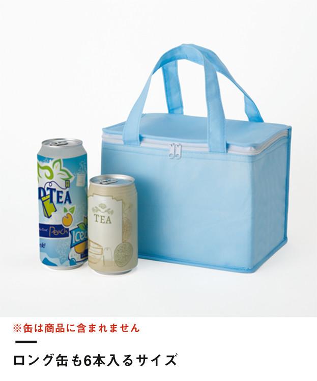 不織布保冷ボックストート(TR-0921)ロング缶6本入るサイズ