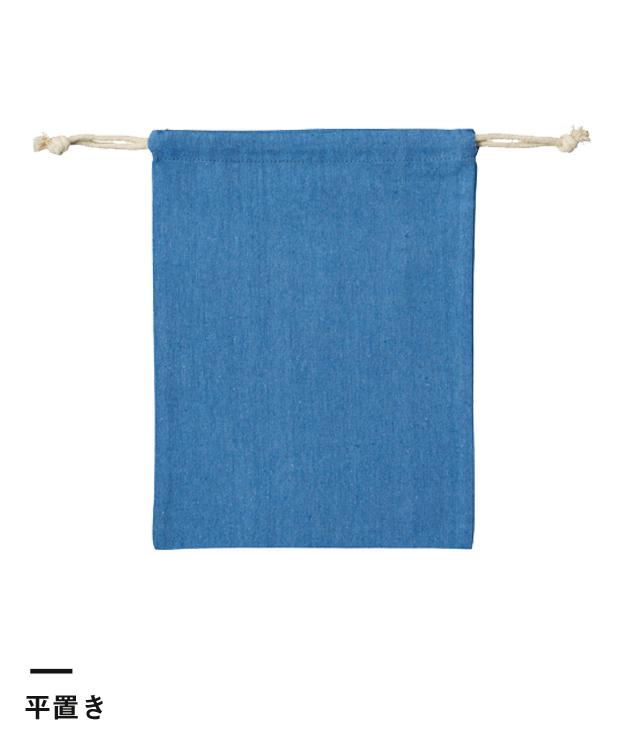 シャンブリック巾着(M)(TR-0977)平置き