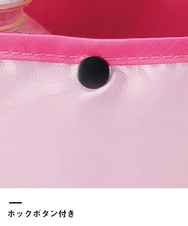 ポケットショルダーバッグ(V010267)ホックボタン付き