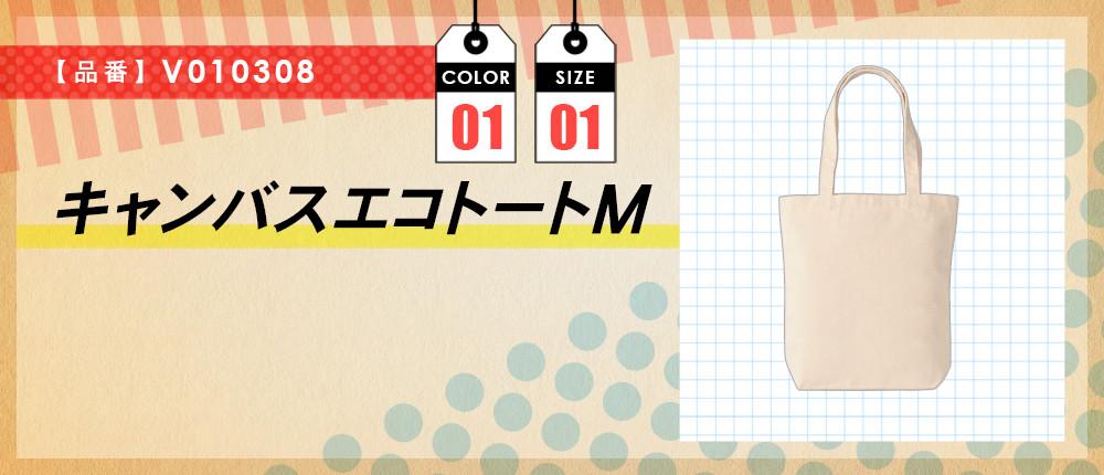 キャンバスエコトートM(V010308)1カラー・1サイズ