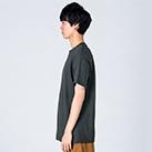 5.6オンス ヘビーウェイトTシャツ(00085-CVT)着用イメージ(デニム/Lサイズ)・側面