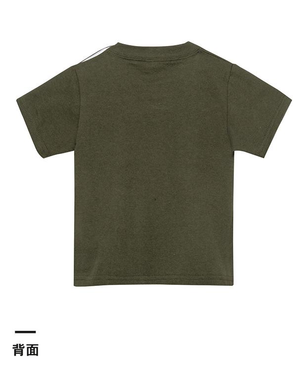 5.6オンス ヘビーウェイトベビーTシャツ(00103-CBT)背面