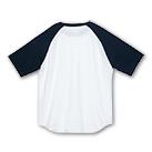 5.6オンス ヘビーウェイトラグランTシャツ(00106-CRT)背面