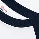 5.6オンス ヘビーウェイトラグランTシャツ(00106-CRT)襟