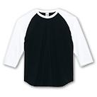 5.6オンス ヘビーウェイトベースボールTシャツ(00107-CRB)正面