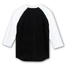 5.6オンス ヘビーウェイトベースボールTシャツ(00107-CRB)背面