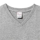 5.6オンス ヘビーウェイトVネックTシャツ(00108-VCT)襟