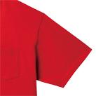 5.6オンス ヘビーウェイトポケットTシャツ(00109-PCT)袖口
