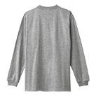 5.6オンス ヘビーウェイトLS-Tシャツ(+リブ)(00110-CLL)背面