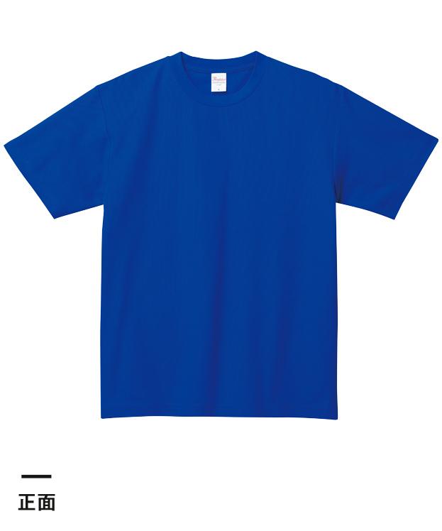 5.8オンス TCクルーネックTシャツ(00117-VPT)正面