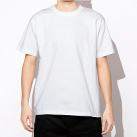 7.4オンス スーパーヘビーTシャツ(00148-HVT)着用イメージ(Mサイズ)