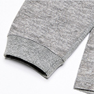 7.4オンス スーパーヘビー長袖Tシャツ(00149-HVL)袖裾