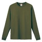 6.6オンス ハイグレードロングTシャツ(00159-HGL)正面