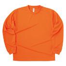 4.4オンス ドライロングスリーブTシャツ(00304-ALT)正面