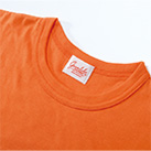 グランロボ Jメイド レギュラーTシャツ(ジュニア)(10001)襟元