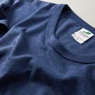 4.4オンス トライブレンドTシャツ(1090-01)襟