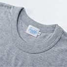 グランロボ Jメイド 丸胴Tシャツ(11500)襟元