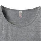 4.1オンス Tシャツワンピース(ミニ丈)(1367-04)襟