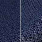 ドライロングスリーブTシャツ(MS1603)生地(表/裏)