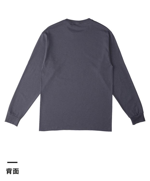 ジャージーズ DRI-POWER ロングスリーブTシャツ(29LSR)背面