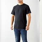 ジャージーズ DRI-POWER Tシャツ(29MR)身長175cm Mサイズ着用
