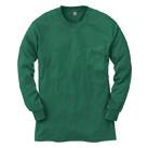 長袖Tシャツ(ポケット付)(4022)正面