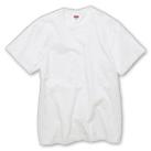 6.0オンス オープンエンド バインダーネックTシャツ(4210-01)正面