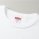 6.0オンス オープンエンド バインダーネックTシャツ(4210-01)襟