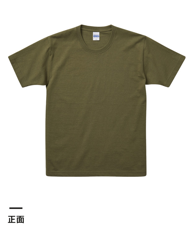 オーセンティック スーパーヘヴィーウェイト7.1オンスTシャツ(4252-01)正面