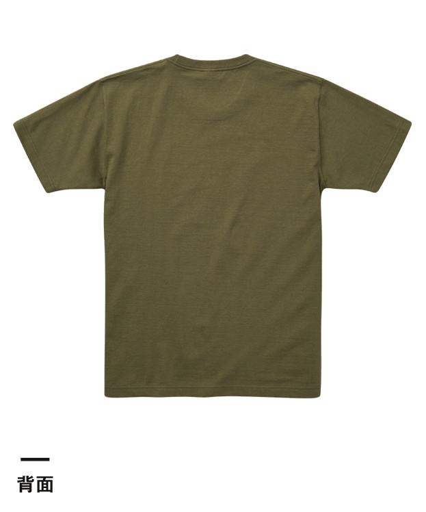 オーセンティック スーパーヘヴィーウェイト7.1オンスTシャツ(4252-01)背面
