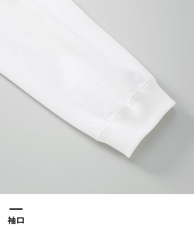 オーセンティック スーパーヘヴィーウェイト7.1オンス ロングスリーブTシャツ(1.6インチリブ)(4262-01)袖口