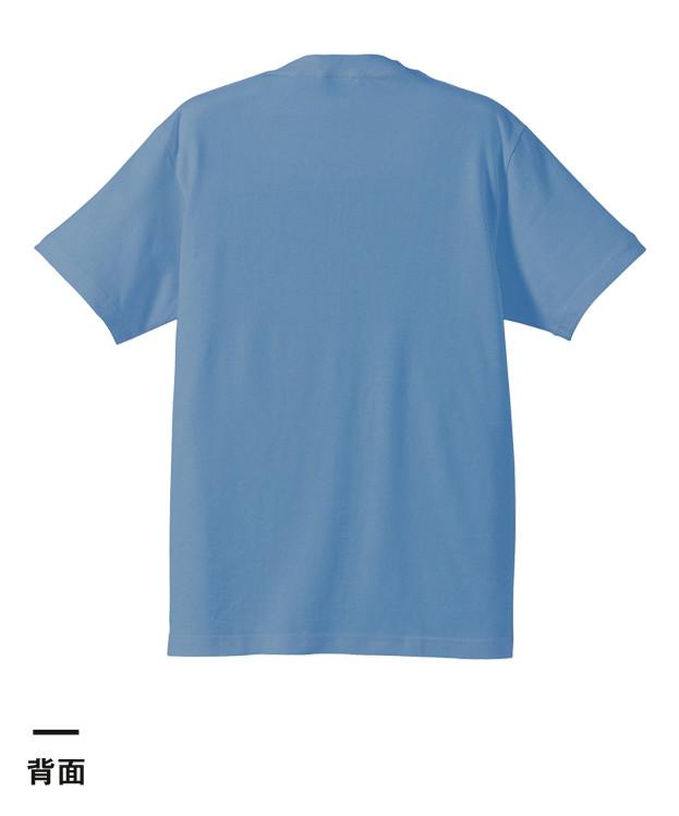 5.6オンス ハイクオリティーTシャツ(5001-01-02-03)背面
