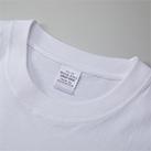 5.6オンス ビッグシルエットロングスリーブTシャツ(5019-01)襟