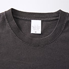 5.6オンス ピグメントダイTシャツ(5020-01)襟