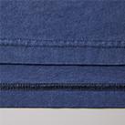 5.6オンス ピグメントダイロングスリーブTシャツ(4256-01)裾