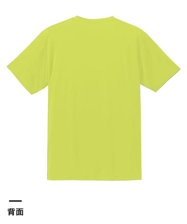 4.7オンス ドライシルキータッチTシャツ(ローブリード)(5088-01-02)背面